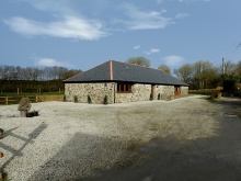 Newly Converted Detached Barn